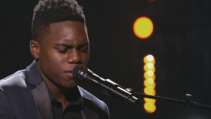 America's Got Talent's Campbell Fields silences