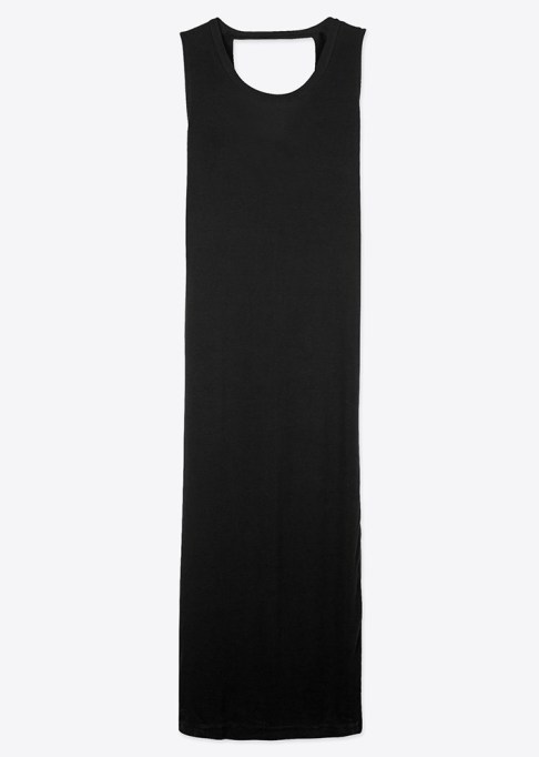 Black Summer Dresses To Live In This Season: Oak + Fort Dress H147 | Summer Style 2017