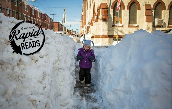 East Coast digs out after blizzard