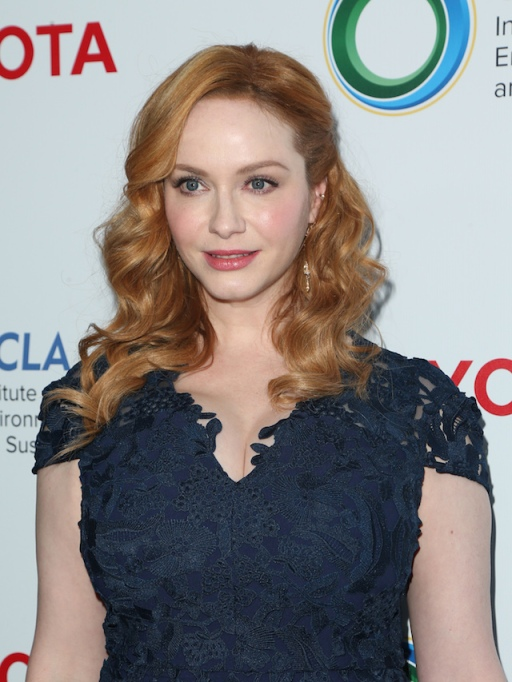Where is the cast of 'Mad Men' 10 years later?: Christina Hendricks