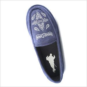 Snoop Dogg Velvet House Shoes
