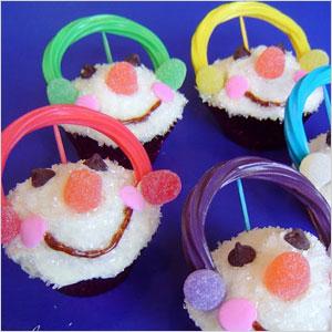 Snowman cupcakes | Sheknows.com