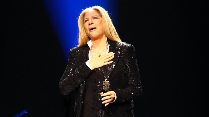 Jimmy Fallon eases Barbra Streisand's nerves,
