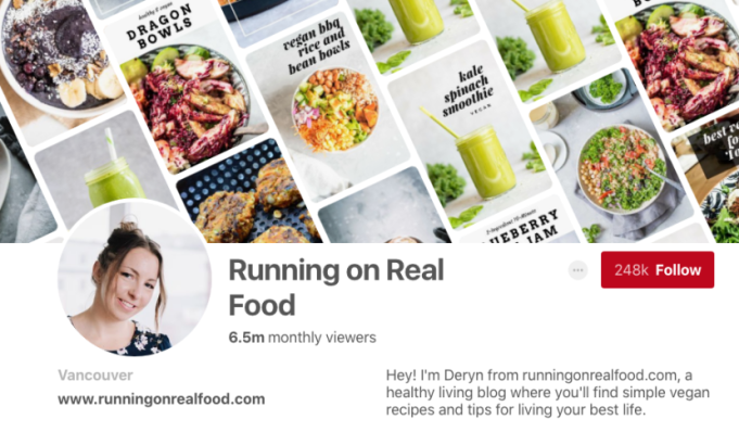 Running on Real Food