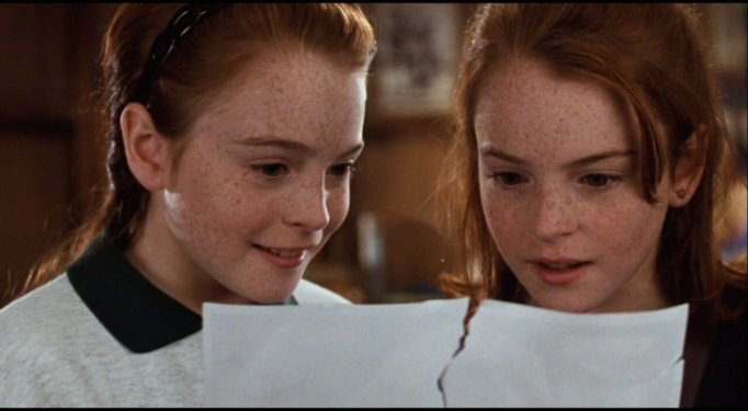 Lindsay Lohan squared