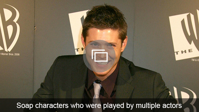 soaps characters different actors slideshow