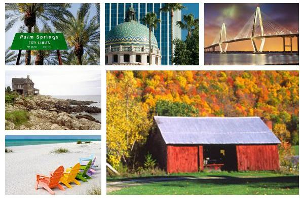 10 Fabulous weekend destinations for quiet