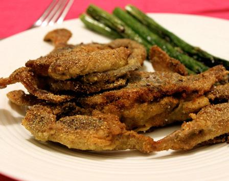 3 Soft-shell crab recipes