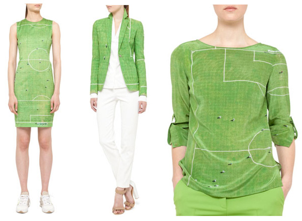 Akris Punto designer sportswear