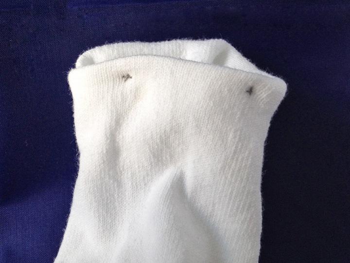 IY Sock puppet