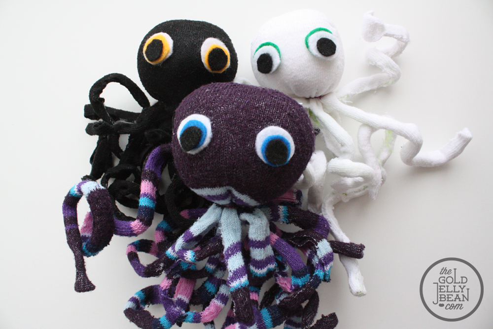 Silly sock octopus | Sheknows.com