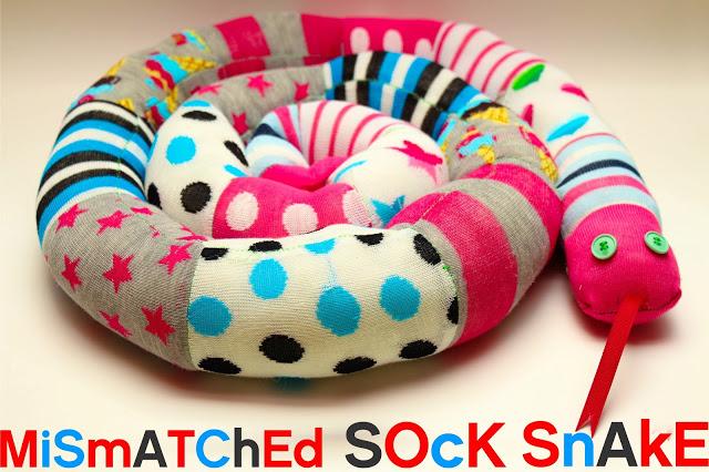 Sock snake | Sheknows.com
