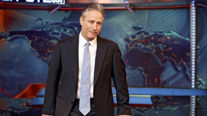 Jon Stewart invites his famous comedian