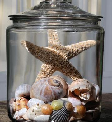 Create a memory jar for a