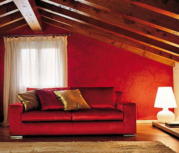 Glamour sofa
