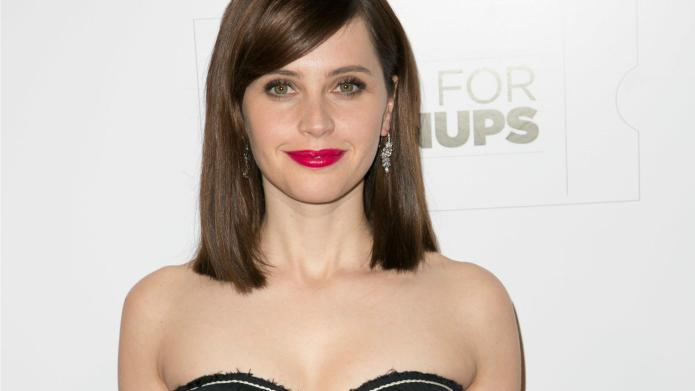 Felicity Jones cast in Star Wars