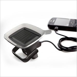 Solar powered charger | Sheknows.com
