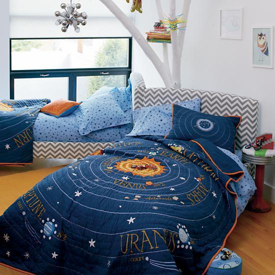 Solar System bedding - Henry Danger