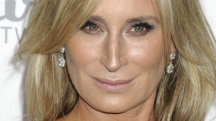 RHONY's Sonja Morgan backpedals on insensitive