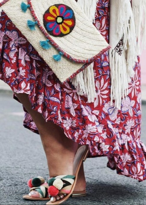 What to Buy at Tictail for Summer 2017: Wachila Pom Pom Sandals | Summer Fashion