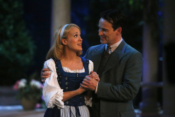 NBC's Sound of Music Live! is a hit