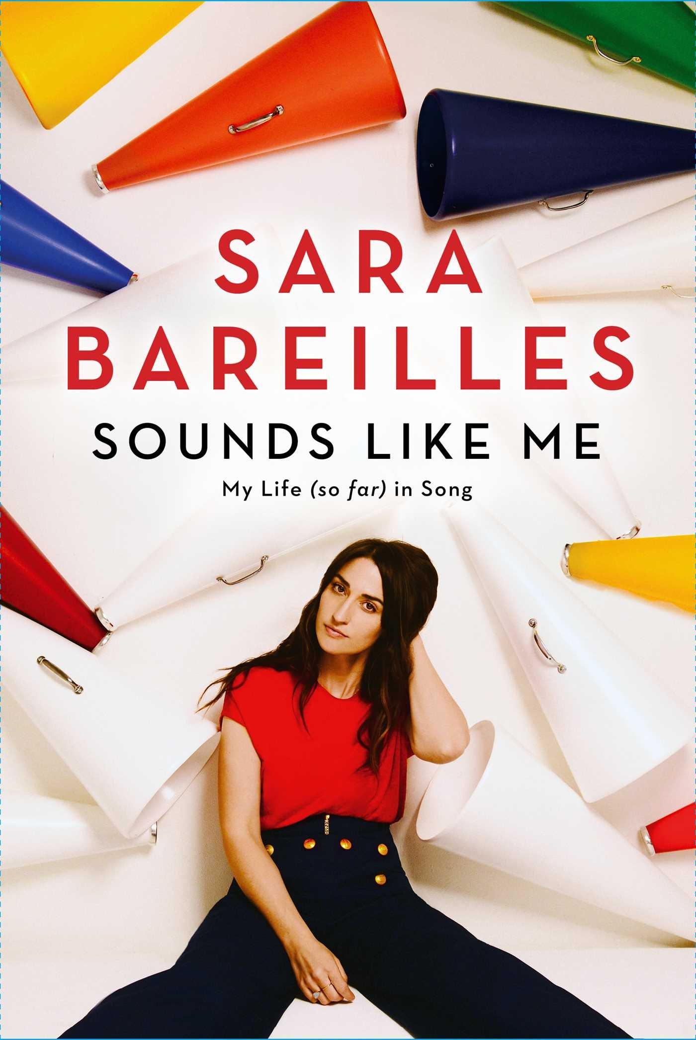 Sounds Like Me, Sara Bareilles book cover