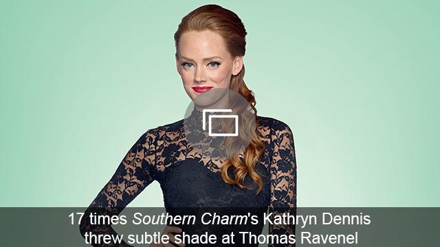 Southern Charm Kathryn Dennis slideshow