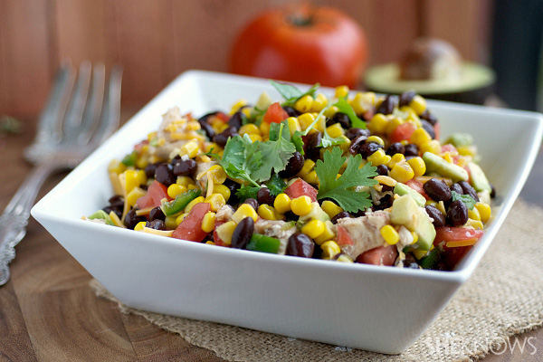 Southwestern inspired Labor Day party menu