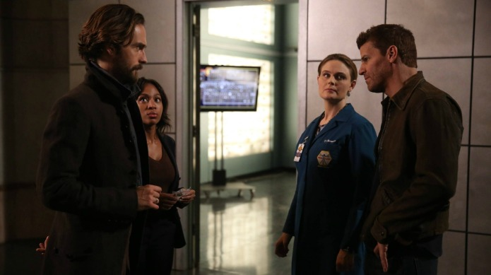 Sleepy Hollow/Bones event: Why Booth and