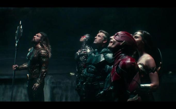 November 2017 Movies: 'Justice League'
