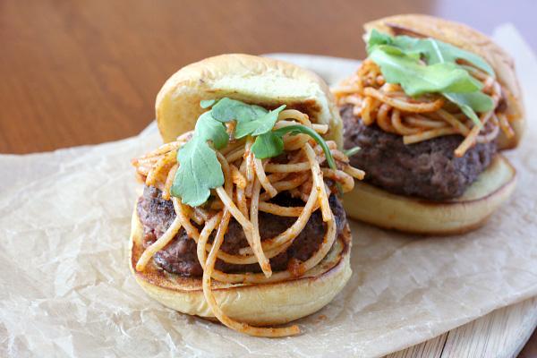 Spaghetti Hamburger