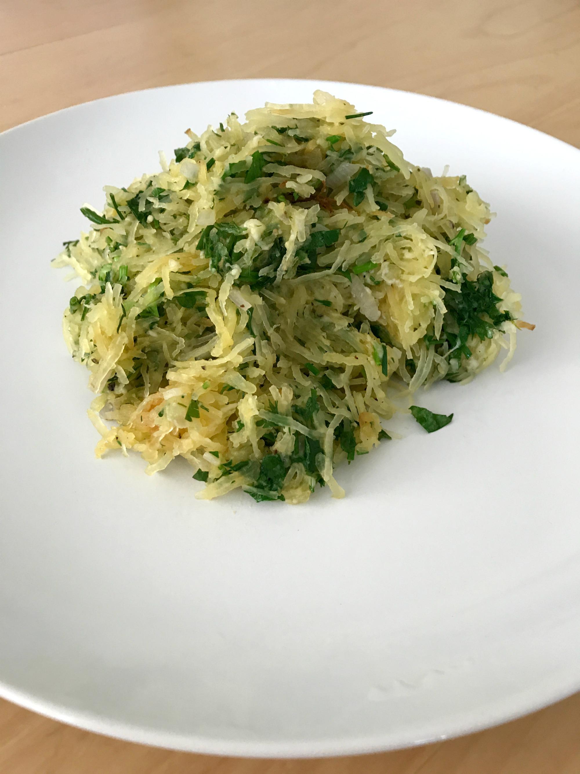 I Tried Cooking Like Bobby Flay For a Week: Spaghetti Squash