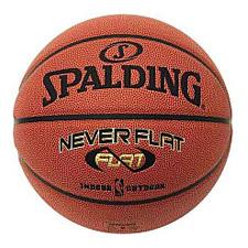 Spalding indoor/outdoor basketball