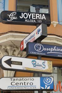 Spanish Signs
