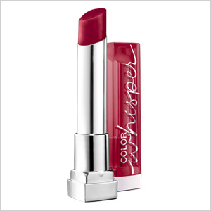 Our pick: Color whisper by Maybelline in Berry Ready, $6-8.