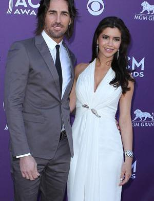 Jake Owen's wedding right out of