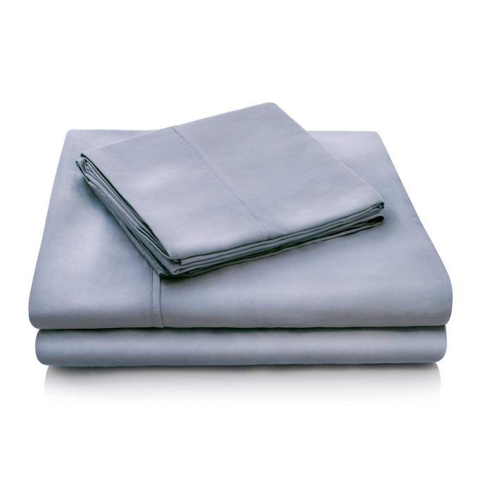 Malouf woven tencel sheet set