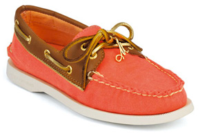 Authentic Original 2-eye boat shoe from Sperry Topsider