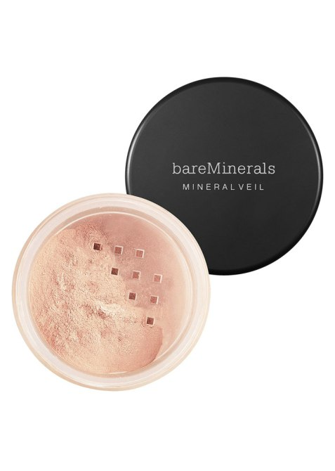 SPF-Infused Setting Sprays and Powder: bareMinerals Mineral Veil Setting Powder Broad Spectrum SPF 25