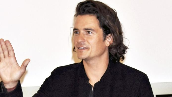 Orlando Bloom says he and Erica