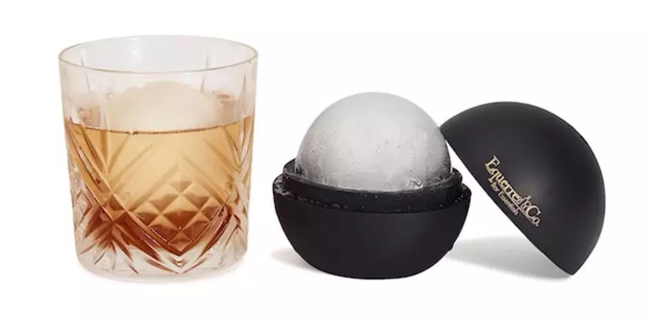 Gifts Your Kids' Teacher Really Wants: Sphere Ice Molds