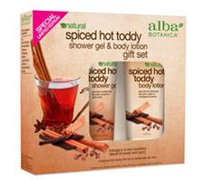 Alba Botanica Natural Shower Gel & Body Lotion Gift Sets