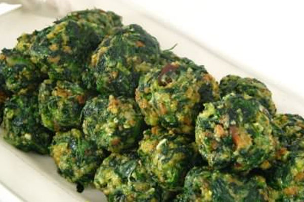 Spinach balls appetizer | Sheknows.com