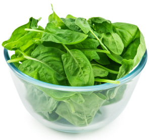 Bowl of Spinach | Sheknows.ca