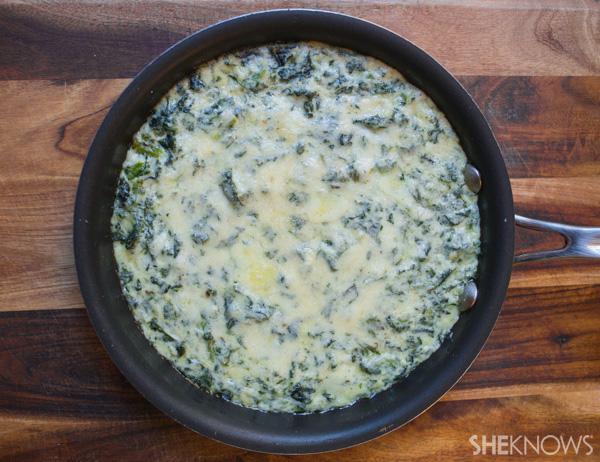 Spinach gratin | SheKnows