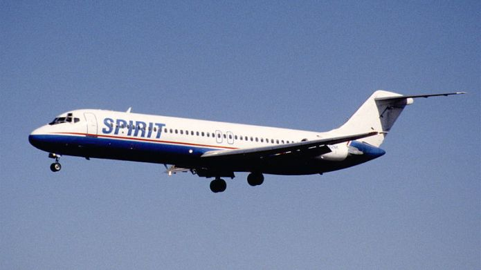 Did Spirit Airlines cross the line