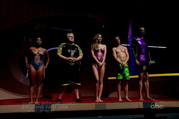 Splash cast lineup