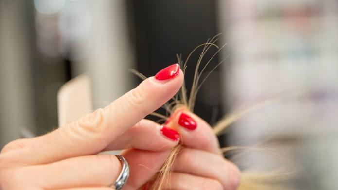 10 ways to avoid split ends