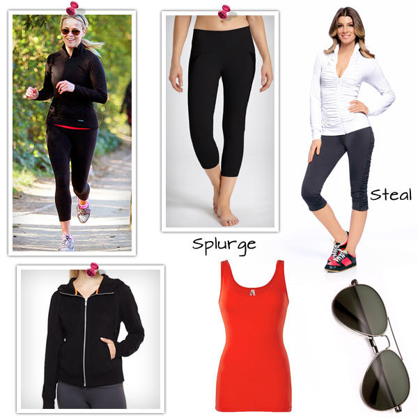 Get Reese Witherspoon's active look