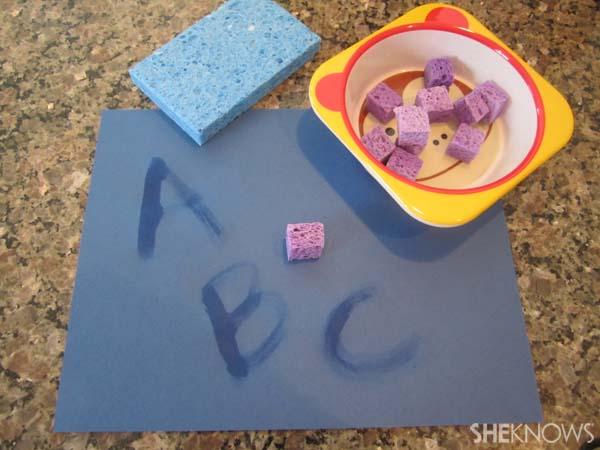 Sponge ABCs